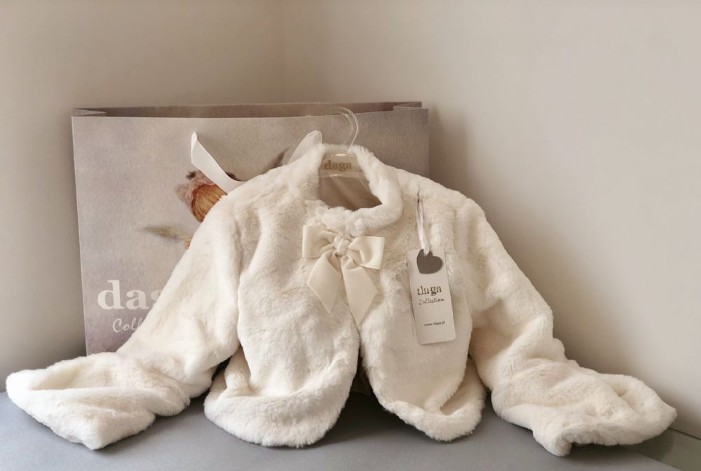 Daga Girls Faux Fur Jacket